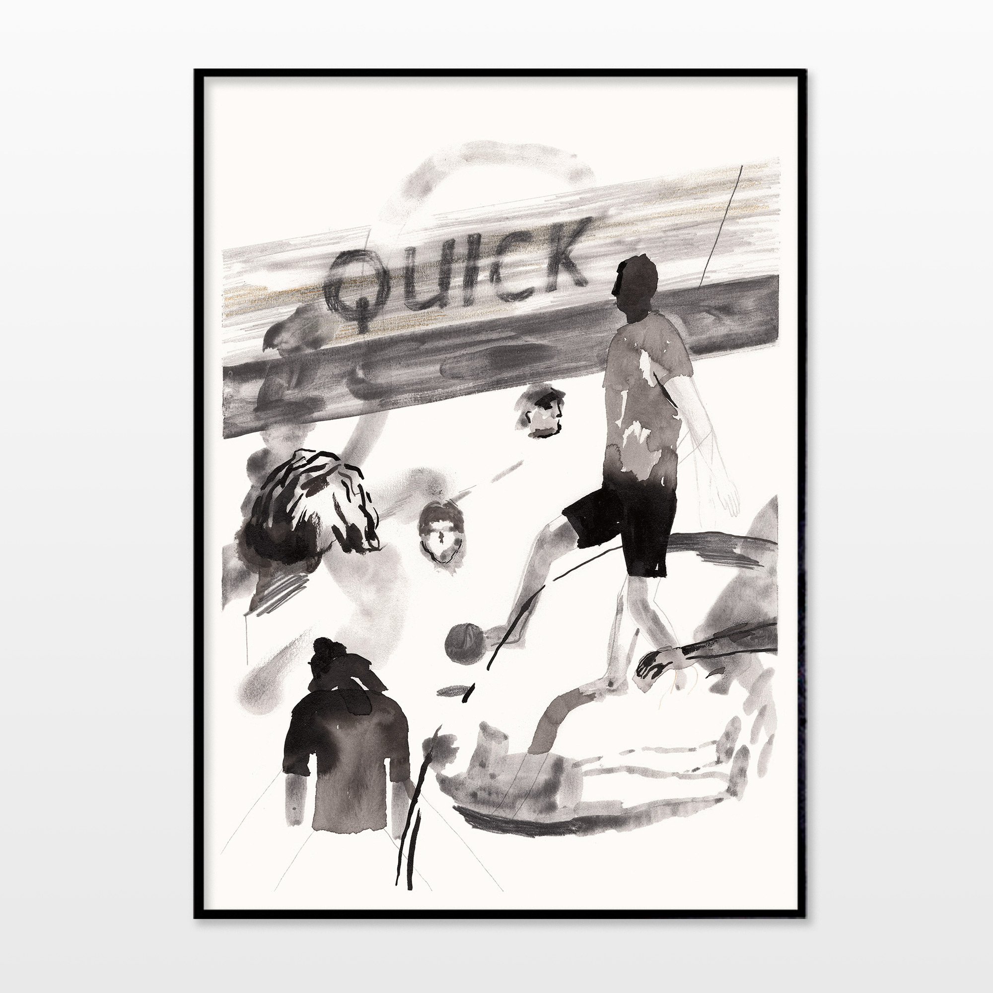 kunsttryk, tegninger, gicleé, akvareller, figurative, geometriske, illustrative, monokrome, bevægelse, sport, sorte, grå, hvide, artliner, blæk, papir, akvarel, dansk, dekorative, design, spil, interiør, bolig-indretning, mænd, moderne, moderne-kunst, nordisk, plakater, tryk, skandinavisk, Køb original kunst og kunstplakater. Malerier, tegninger, limited edition kunsttryk & plakater af dygtige kunstnere.
