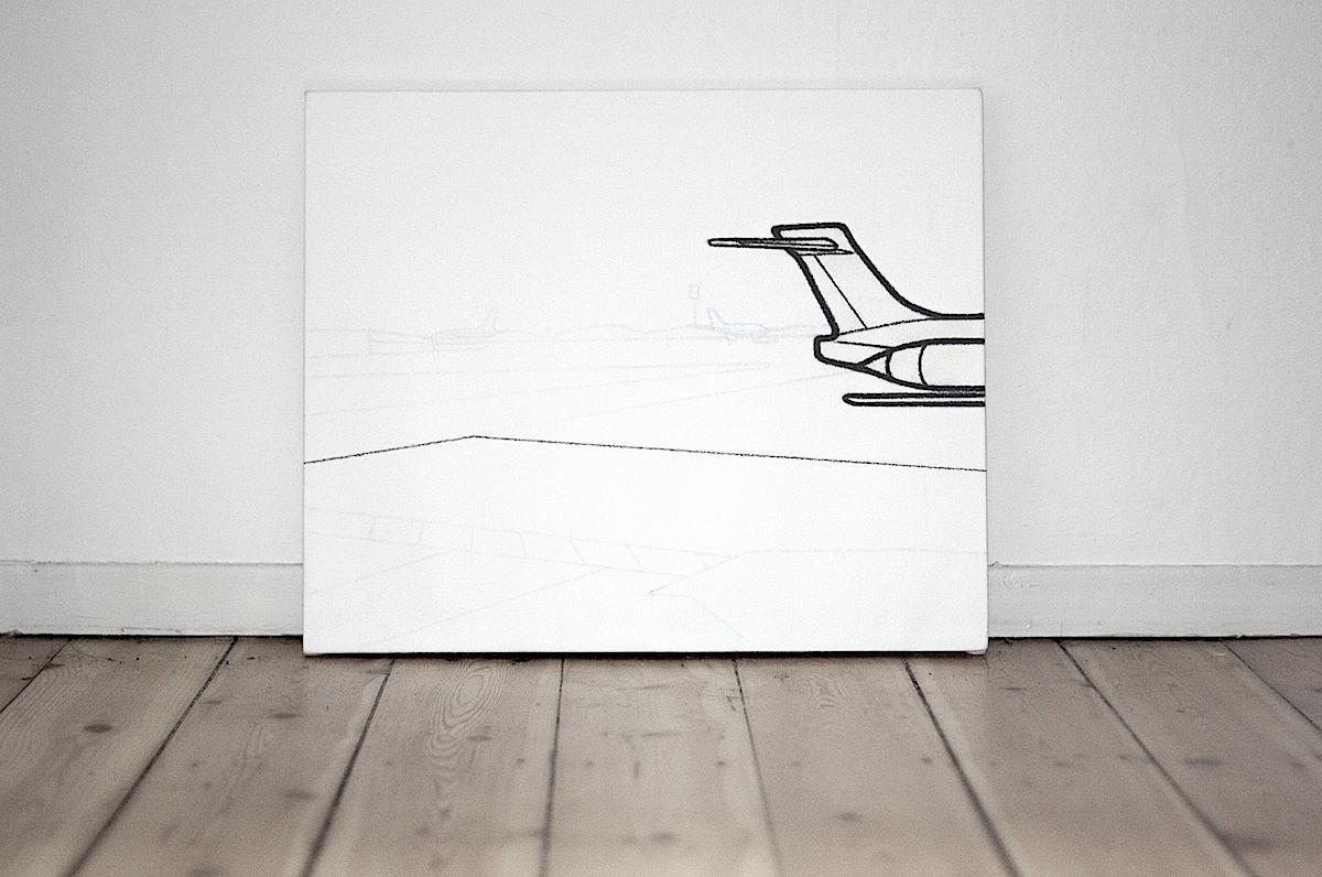 kunst online, kunst på nettet, talentfulde kunstnere, fly, lufthavne, toge, mennesker, baggage, fotografi, billeder
