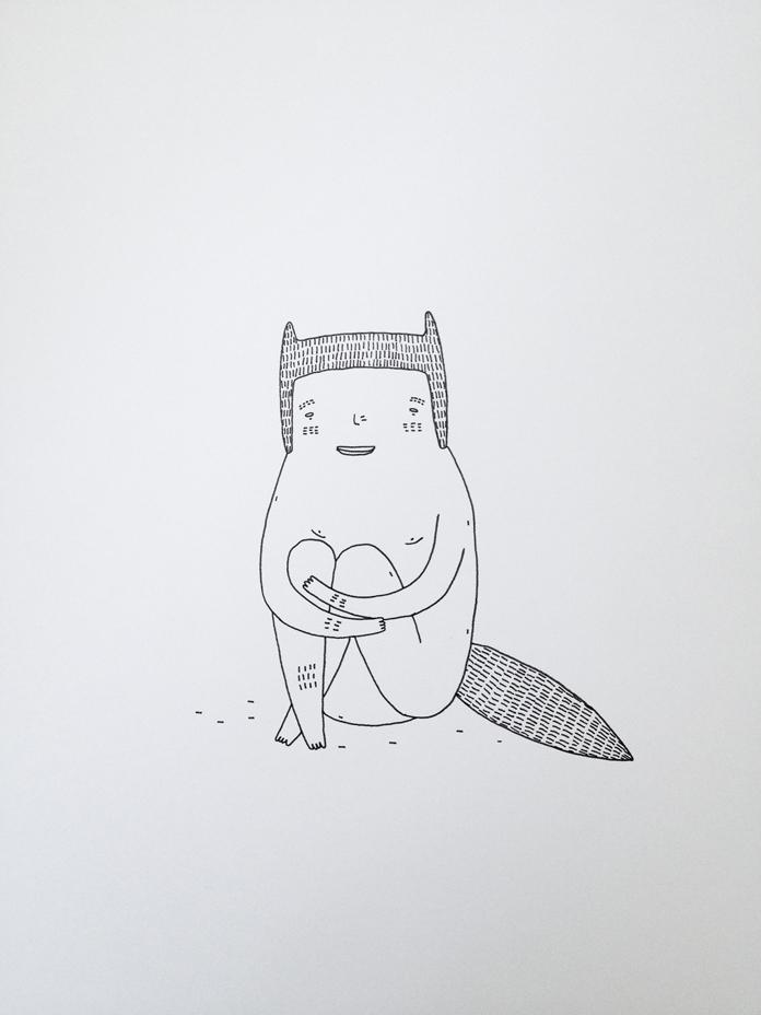 talentfulde kunstnere, online kunst, flotte illustrationer og tegninger