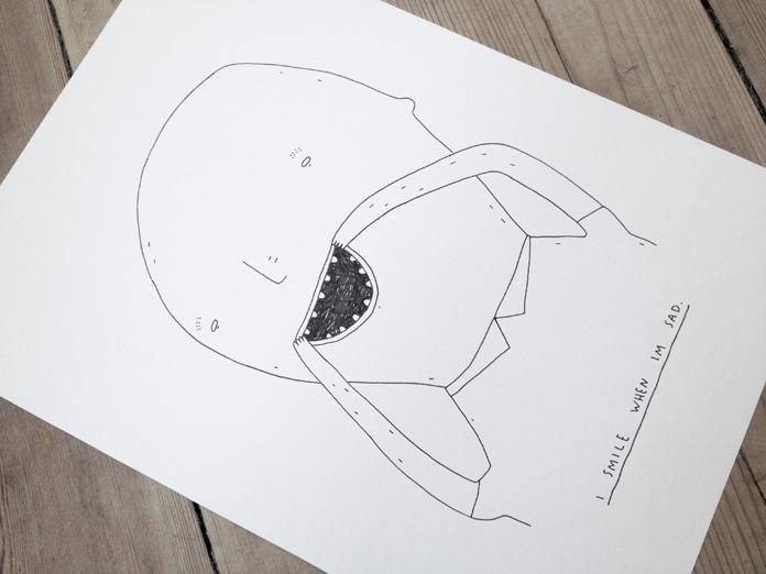 tegninger, børnevenlige, grafiske, illustrative, pop, tegneserier, humor, mennesker, sorte, hvide, artliner, papir, sjove, dansk, dekorative, design, interiør, bolig-indretning, kærlighed, nordisk, skandinavisk, street-art, Køb original kunst og kunstplakater. Malerier, tegninger, limited edition kunsttryk & plakater af dygtige kunstnere.