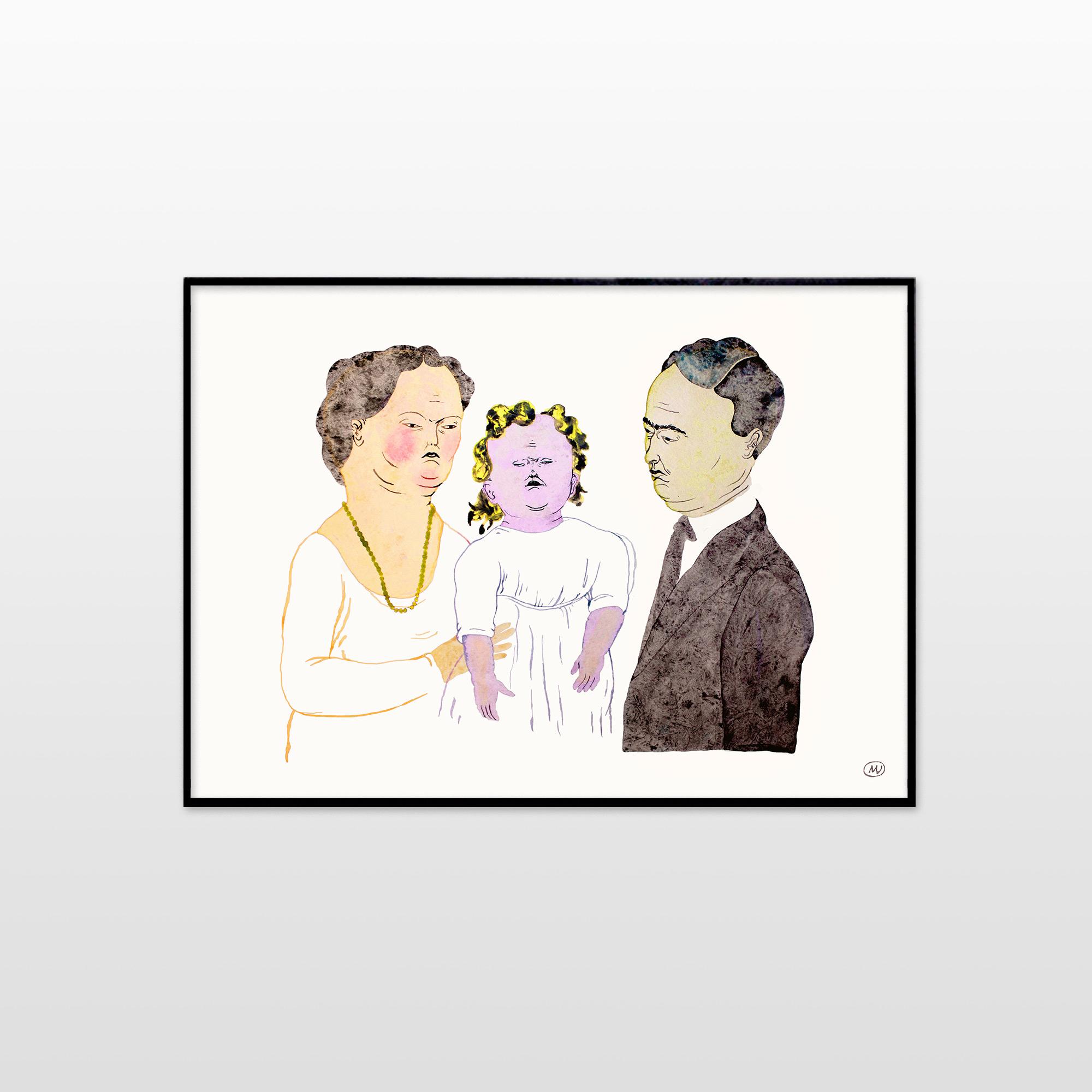 tegninger, gouache, akvareller, ekspressionistiske, figurative, portræt, kroppe, hverdagsliv, stemninger, mennesker, beige, sorte, hvide, blæk, papir, sjove, baby, samtidskunst, familie, interiør, bolig-indretning, mænd, moderne-kunst, plakater, tryk, underlig, kvinder, Køb original kunst og kunstplakater. Malerier, tegninger, limited edition kunsttryk & plakater af dygtige kunstnere.