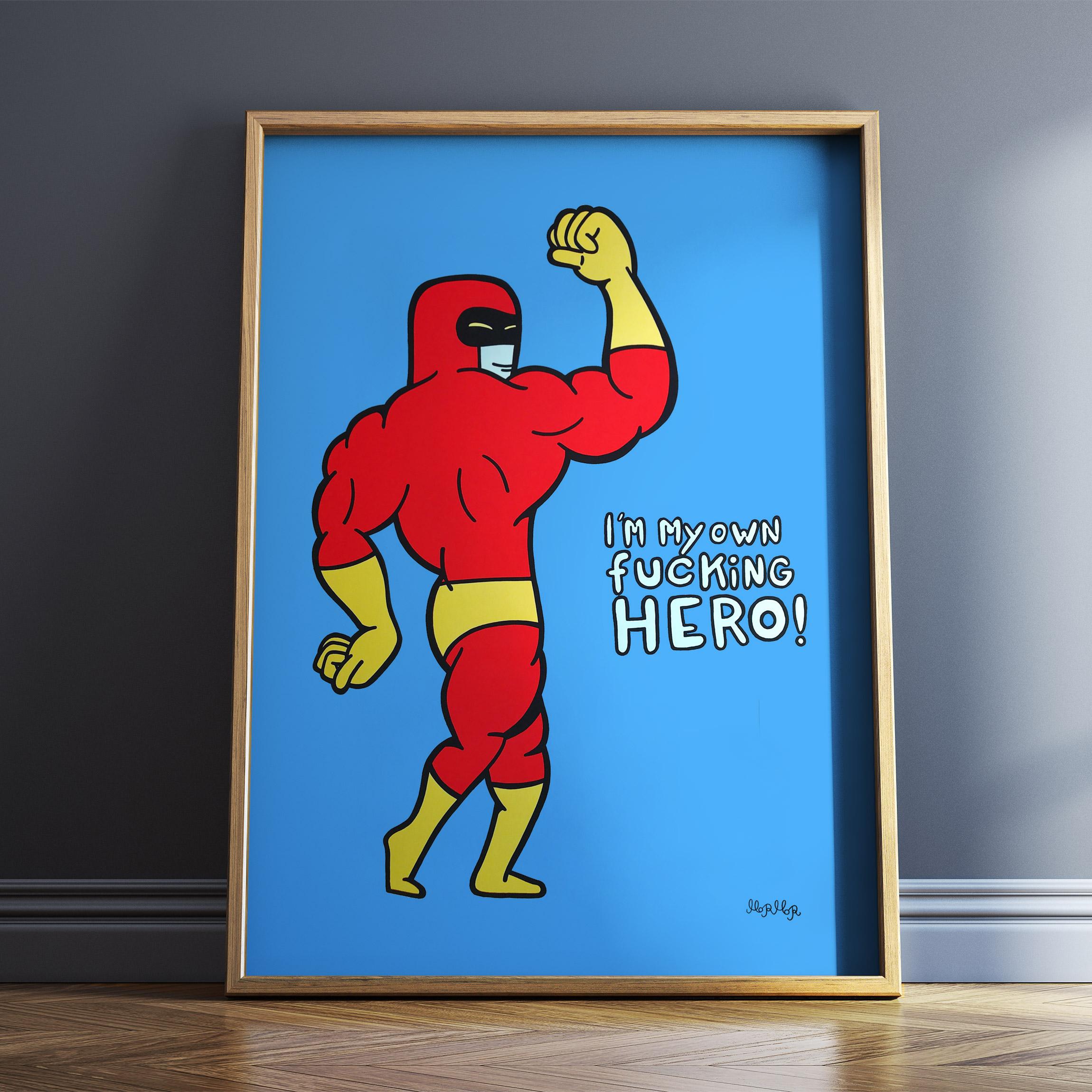 kunsttryk, gicleé, farverige, børnevenlige, grafiske, pop, kroppe, tegneserier, blå, røde, gule, blæk, papir, sjove, samtidskunst, københavn, dansk, dekorative, design, interiør, bolig-indretning, moderne, moderne-kunst, nordisk, skandinavisk, street-art, teenage, Køb original kunst og kunstplakater. Malerier, tegninger, limited edition kunsttryk & plakater af dygtige kunstnere.