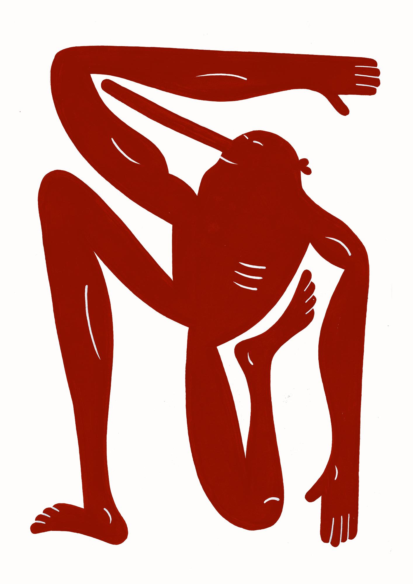 kunsttryk, gicleé, børnevenlige, figurative, grafiske, illustrative, kroppe, tegneserier, humor, bevægelse, sport, røde, blæk, papir, sjove, samtidskunst, københavn, dansk, dekorative, design, interiør, bolig-indretning, moderne, moderne-kunst, nordisk, pop-art, plakater, tryk, skandinavisk, Køb original kunst og kunstplakater. Malerier, tegninger, limited edition kunsttryk & plakater af dygtige kunstnere.