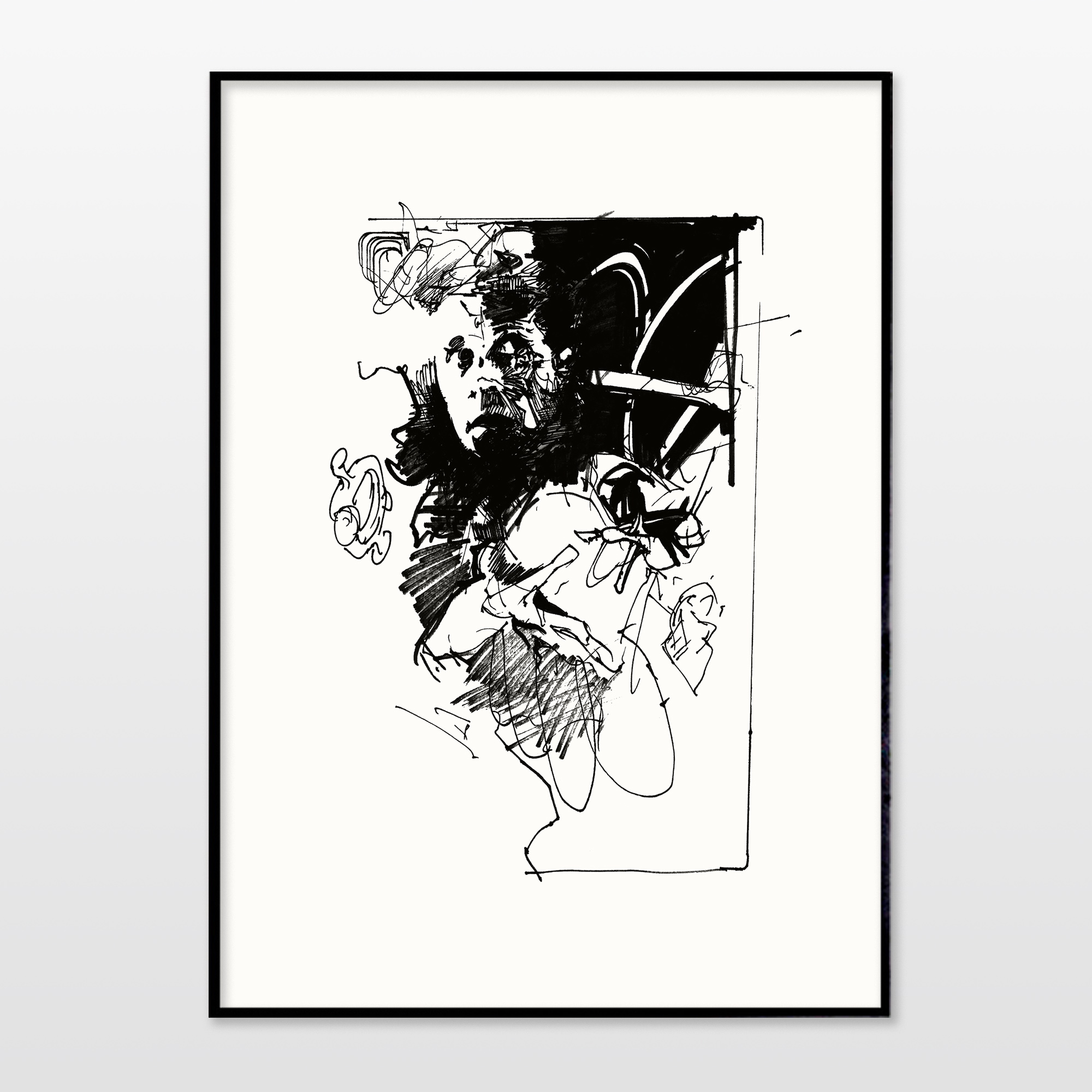 plakater-posters-kunsttryk, giclee-tryk, abstrakte, ekspressionistiske, figurative, portræt, mønstre, mennesker, sorte, hvide, blæk, papir, sort-hvide, samtidskunst, dansk, dekorative, design, ekspressionisme, ansigter, interiør, bolig-indretning, moderne, moderne-kunst, nordisk, plakater, tryk, skandinavisk, Køb original kunst og kunstplakater. Malerier, tegninger, limited edition kunsttryk & plakater af dygtige kunstnere.