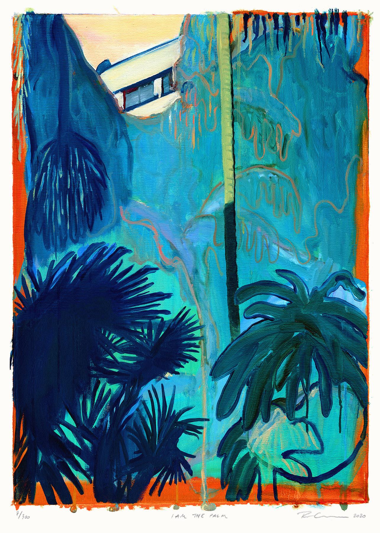 plakater-posters-kunsttryk, giclee-tryk, æstetiske, farverige, figurative, illustrative, landskab, botanik, natur, blå, orange, turkise, blæk, papir, smukke, samtidskunst, københavn, dansk, dekorative, design, skov, interiør, bolig-indretning, moderne, moderne-kunst, nordisk, planter, plakater, skandinavisk, Køb original kunst og kunstplakater. Malerier, tegninger, limited edition kunsttryk & plakater af dygtige kunstnere.