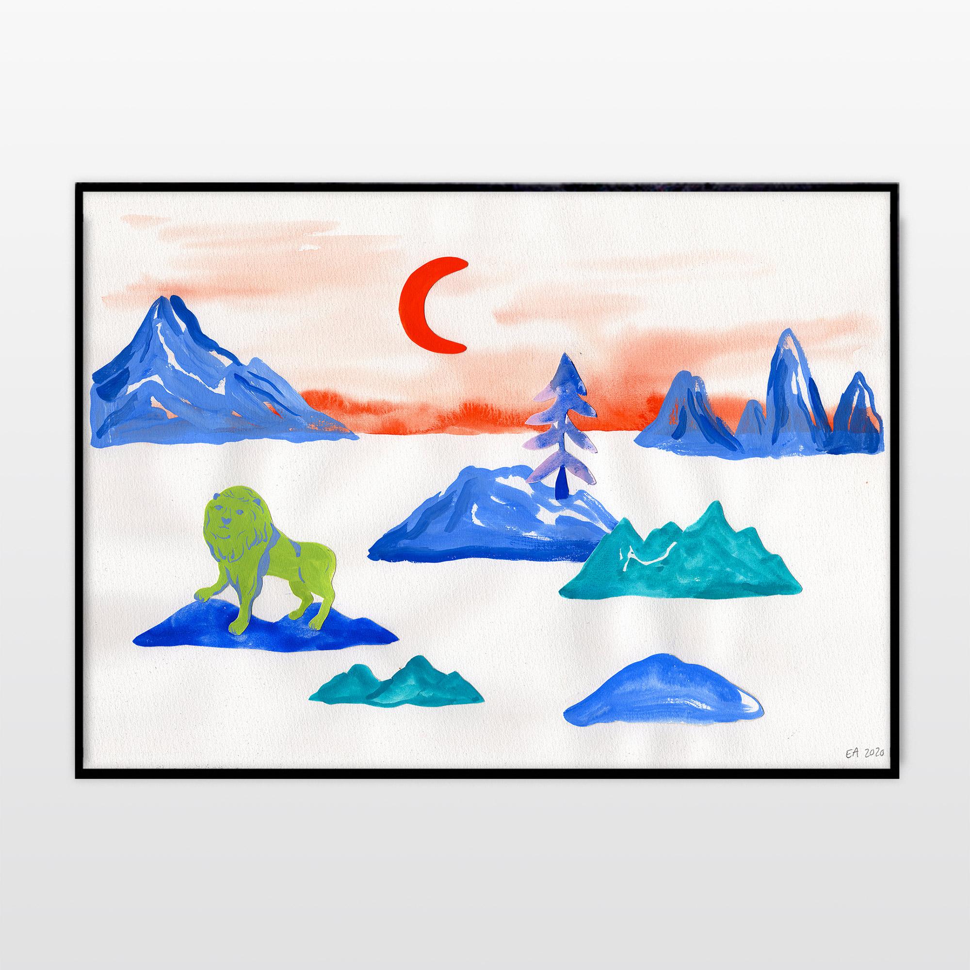 tegninger, akvarel-malerier, æstetiske, farverige, børnevenlige, figurative, grafiske, landskab, dyreliv, botanik, natur, vilde-dyr, blå, grønne, røde, blæk, papir, akvarel, atmosfære, smukke, samtidskunst, dansk, dekorative, design, interiør, bolig-indretning, moderne, moderne-kunst, bjerge, nordisk, plakater, flotte, skandinavisk, vand, Køb original kunst og kunstplakater. Malerier, tegninger, limited edition kunsttryk & plakater af dygtige kunstnere.
