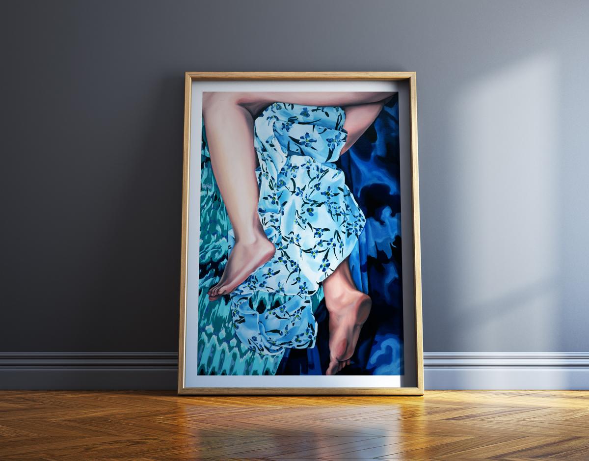 kunsttryk, gliceé, æstetiske, farverige, figurative, kroppe, stemninger, mønstre, seksualitet, beige, blå, turkise, blæk, papir, tøj, beklædning, samtidskunst, dansk, design, erotiske, piger, interiør, bolig-indretning, kærlighed, moderne, moderne-kunst, naturealistiske, nordisk, romantiske, skandinavisk, kvinder, Køb original kunst og kunstplakater. Malerier, tegninger, limited edition kunsttryk & plakater af dygtige kunstnere.