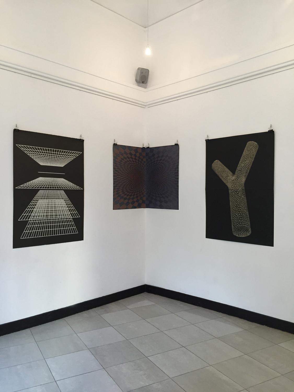 BLACK PERSPECTIVE linocut_exhibition