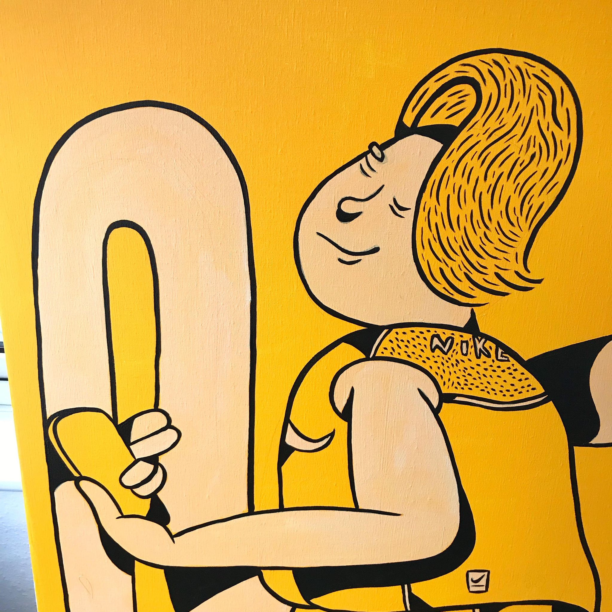 tegninger, malerier, børnevenlige, grafiske, illustrative, minimalistiske, pop, portræt, kroppe, tegneserier, humor, bevægelse, sport, gule, akryl, hørlærred, sjove, drenge, samtidskunst, dansk, dekorative, design, interiør, bolig-indretning, børn, motorcykel, naive, nordisk, plakater, skandinavisk, teenage, urban, Køb original kunst og kunstplakater. Malerier, tegninger, limited edition kunsttryk & plakater af dygtige kunstnere.