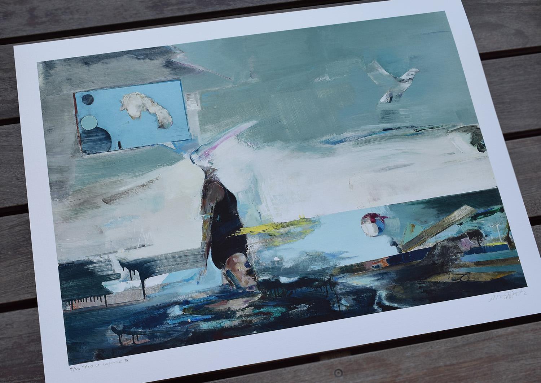 kunsttryk, gliceé, æstetiske, landskab, portræt, kroppe, natur, havet, sejlads, himmel, blå, grå, hvide, blæk, papir, abstrakte-former, atmosfære, både, samtidskunst, dansk, design, ekspressionisme, interiør, bolig-indretning, moderne, moderne-kunst, nordisk, skandinavisk, fartøjer, vand, Køb original kunst og kunstplakater. Malerier, tegninger, limited edition kunsttryk & plakater af dygtige kunstnere.