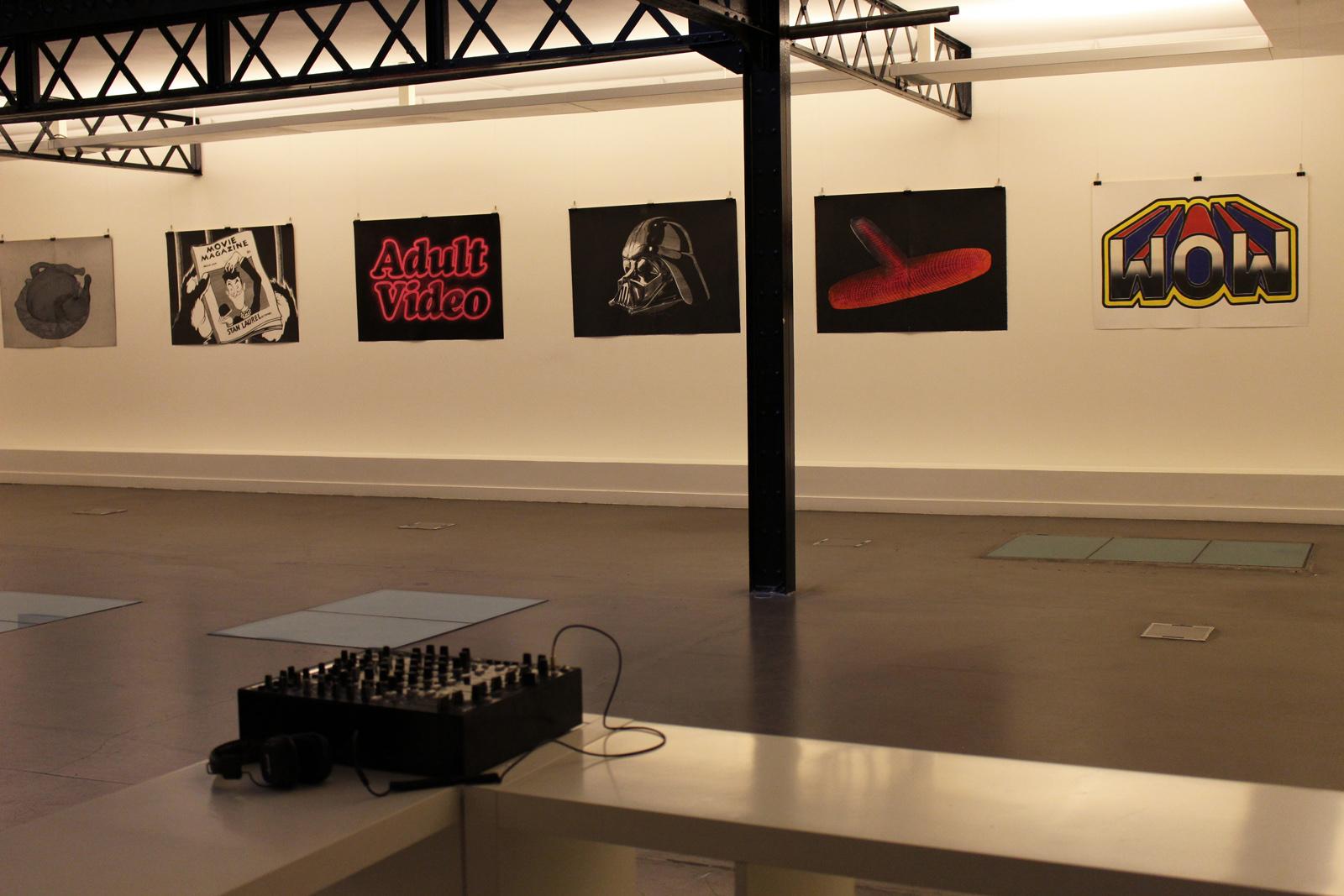 FIGURATIONS XI linocut_exhibition