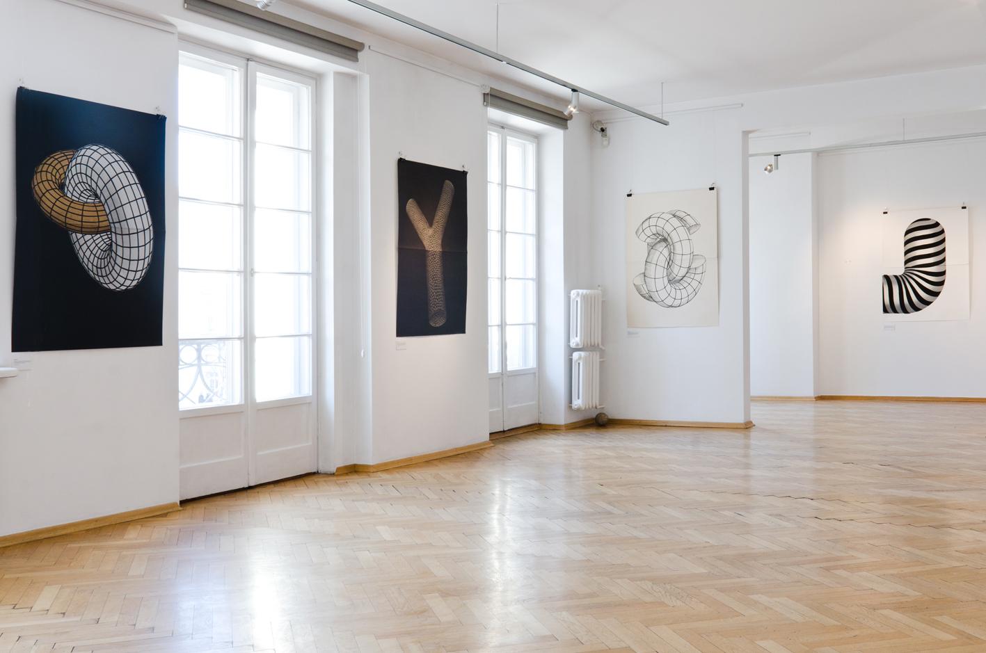 FIGURATIONS XVI linocut_Doctorate Degree exhibition