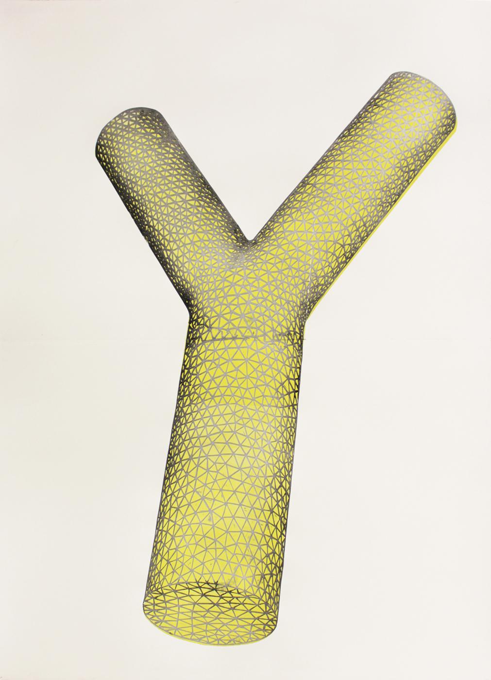 FIGURATIONS XVI linocut_lemon
