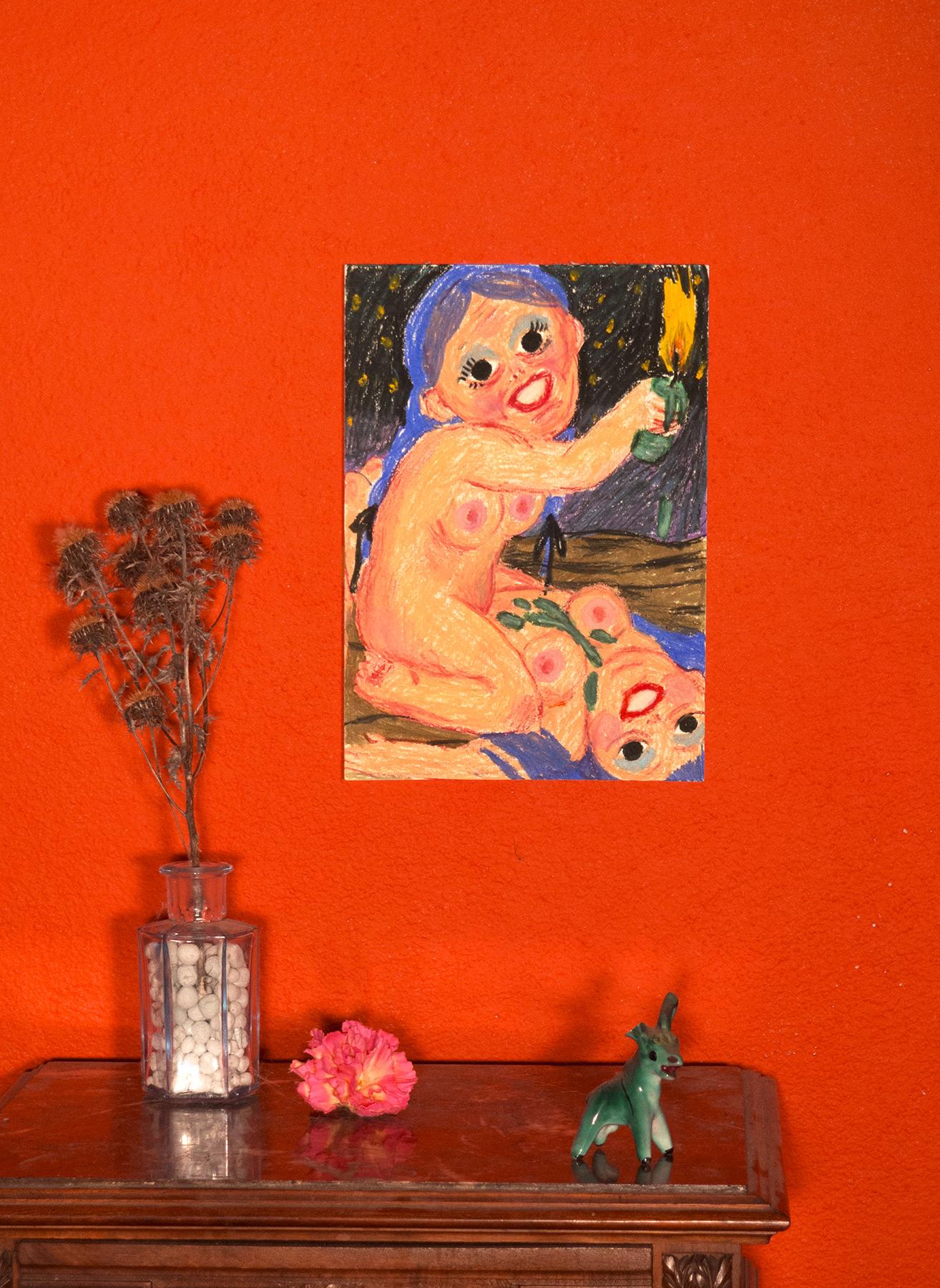 tegninger, farverige, figurative, illustrative, portræt, kroppe, humor, stemninger, natur, religion, vilde-dyr, beige, sorte, blå, brune, røde, papir, olie, sjove, dansk, design, erotiske, kvindelig, feminist, interiør, bolig-indretning, natteliv, nordisk, nøgen, skandinavisk, seksuel, underlig, kvinder, Køb original kunst og kunstplakater. Malerier, tegninger, limited edition kunsttryk & plakater af dygtige kunstnere.