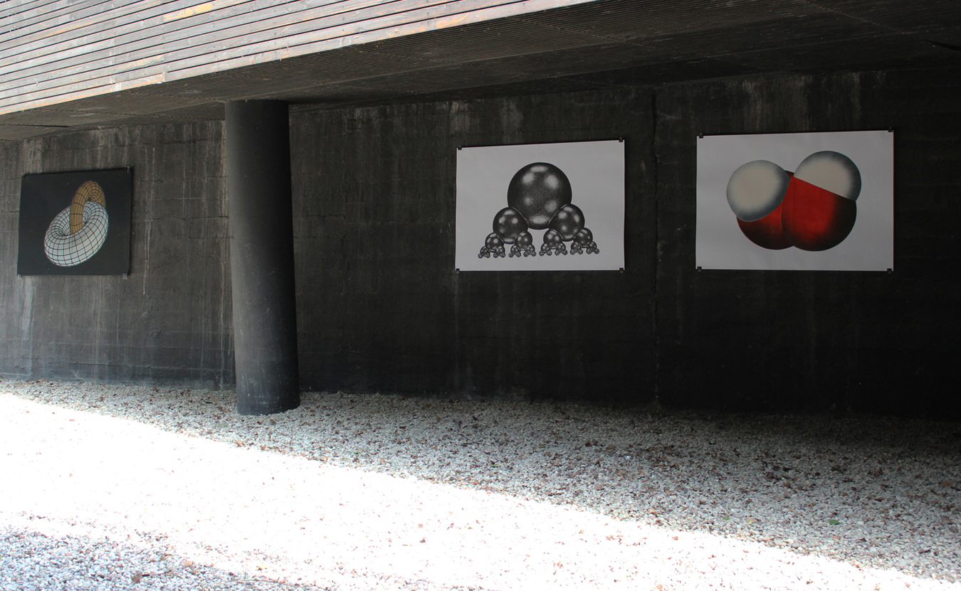 HOOH linocut_exhibition