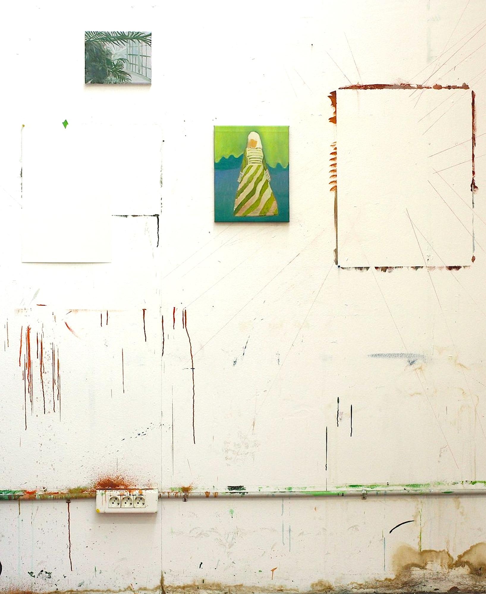 malerier, farverige, figurative, geometriske, portræt, surrealistiske, kroppe, natur, mennesker, tekstiler, sorte, grønne, neon, turkise,  bomuldslærred, olie, abstrakte-former, tøj, beklædning, samtidskunst, dansk, dekorative, design, interiør, bolig-indretning, moderne, moderne-kunst, bjerge, skandinavisk, levende, Køb original kunst og kunstplakater. Malerier, tegninger, limited edition kunsttryk & plakater af dygtige kunstnere.