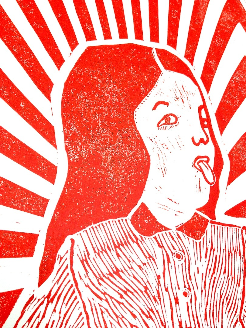 kunsttryk, linoleumstryk, figurative, grafiske, pop, portræt, børn, humor, stemninger, mønstre, røde, hvide, blæk, papir, abstrakte-former, sjove, københavn, dansk, dekorative, design, piger, interiør, bolig-indretning, kærlighed, nordisk, romantiske, skandinavisk, Køb original kunst og kunstplakater. Malerier, tegninger, limited edition kunsttryk & plakater af dygtige kunstnere.