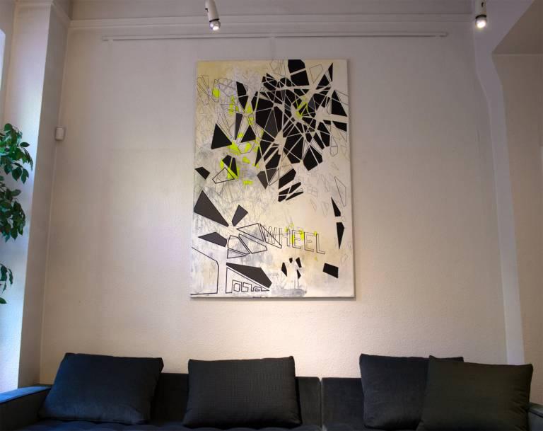 Kunst udstillinger i København af malerier, tegninger, kunsttryk, limited edition kunst-plakater. Oplev originale værker fra danske og internationale kunstnere.