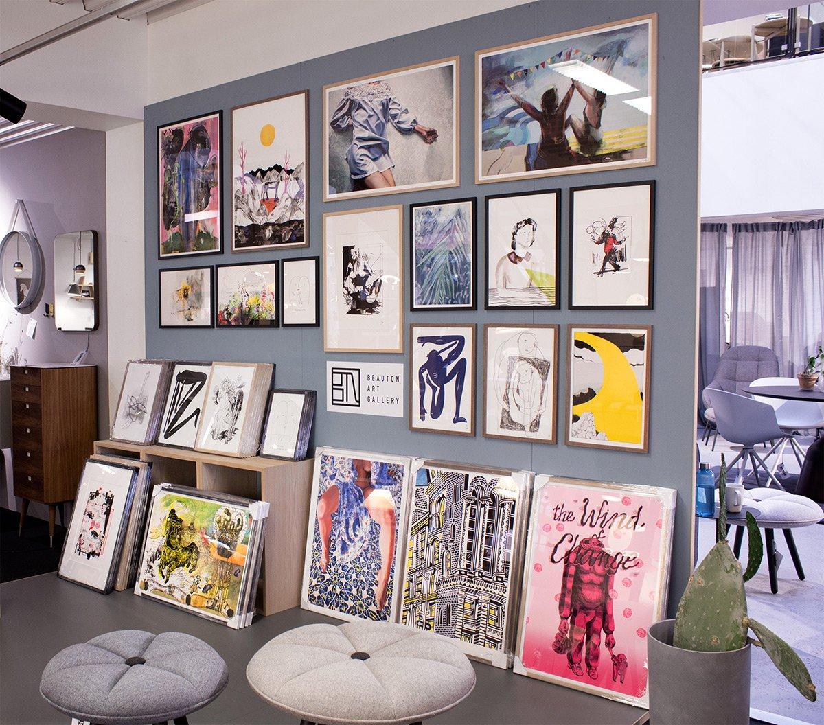 Buy limited edition art posters online | Køb kunstplakater, kunsttryk og plakater