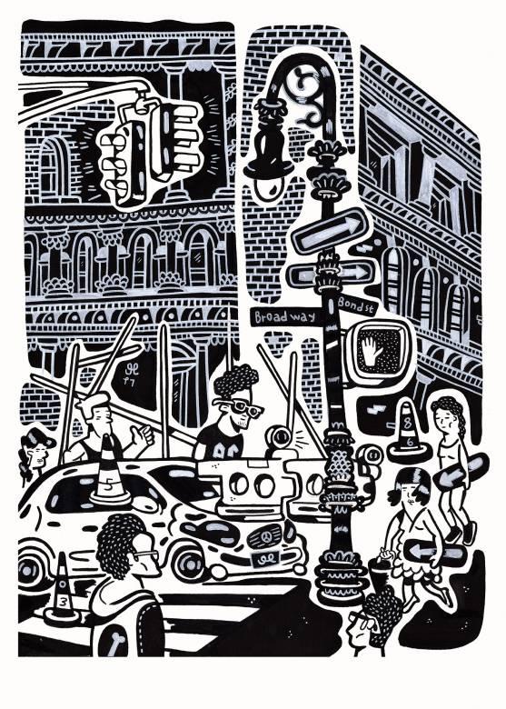 kunsttryk, gicleé, børnevenlige, figurative, grafiske, illustrative, pop, arkitektur, hverdagsliv, humor, mønstre, mennesker, sorte, grå, hvide, blæk, papir, sjove, arkitektoniske, sort-hvide, københavn, dansk, dekorative, interiør, bolig-indretning, moderne, moderne-kunst, nordisk, pop-art, plakater, skandinavisk, street-art, Køb original kunst og kunstplakater. Malerier, tegninger, limited edition kunsttryk & plakater af dygtige kunstnere.