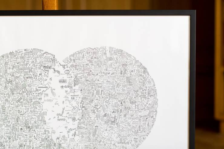 melankoli verdener, planeter, NASA, detalje, bevidsthed, romantik, fine liner, Muji, interiør, design, simple, minimalisme, cirkulære, plads, udforskning