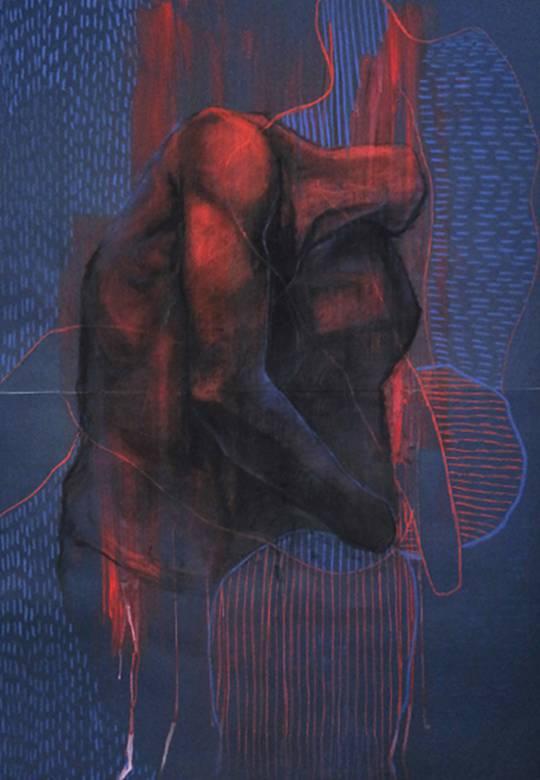 tegninger, malerier, abstrakte, æstetiske, figurative, illustrative, portræt, seksualitet, sorte, blå, røde, akryl, kul, papir, abstrakte-former, samtidskunst, dansk, dekorative, design, interiør, bolig-indretning, moderne, moderne-kunst, nordisk, nøgen, skandinavisk, Køb original kunst og kunstplakater. Malerier, tegninger, limited edition kunsttryk & plakater af dygtige kunstnere.