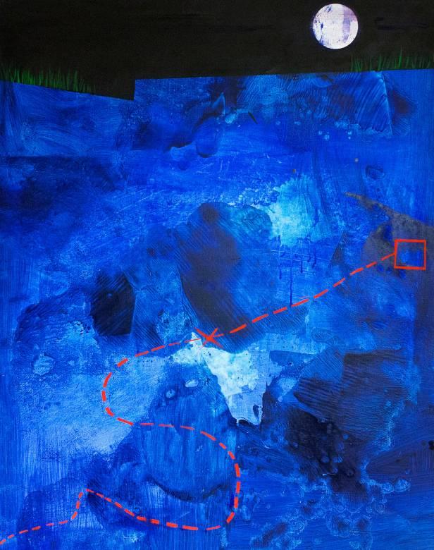 malerier, abstrakte, landskab, natur, mønstre, sorte, blå, røde,  bomuldslærred, olie, samtidskunst, dansk, dekorative, design, interiør, bolig-indretning, moderne, moderne-kunst, nordisk, skandinavisk, sceneri, Køb original kunst og kunstplakater. Malerier, tegninger, limited edition kunsttryk & plakater af dygtige kunstnere.