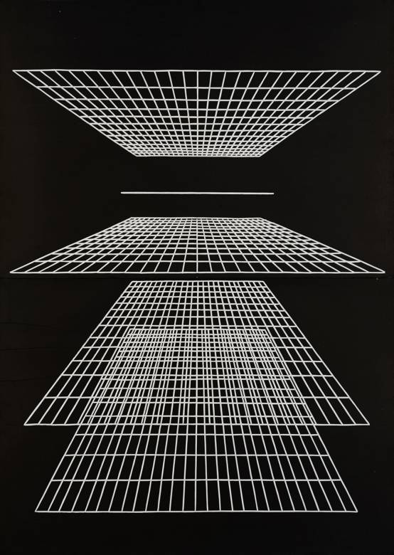BLACK PERSPECTIVE linocut_Marta Banaszak