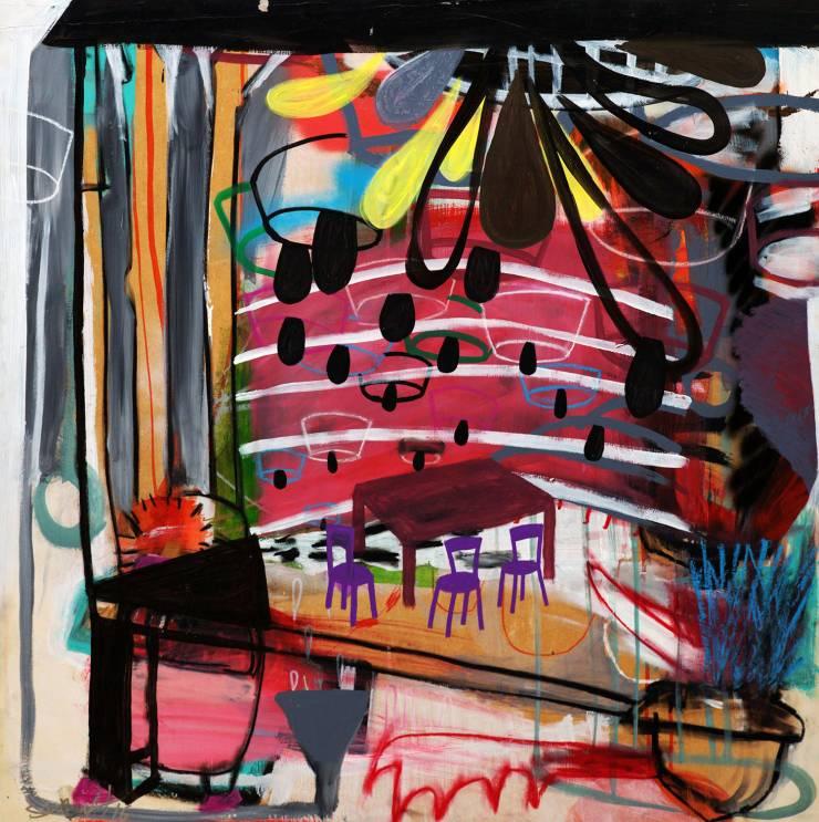 malerier, farverige, figurative, grafiske, pop, still-life, botanik, hverdagsliv, mønstre, sorte, brune, grå, røde, akryl, tusch, spraymaling, træ, abstrakte-former, arkitektoniske, blomster, interiør, bolig-indretning, pop-art, street-art, levende, Køb original kunst og kunstplakater. Malerier, tegninger, limited edition kunsttryk & plakater af dygtige kunstnere.