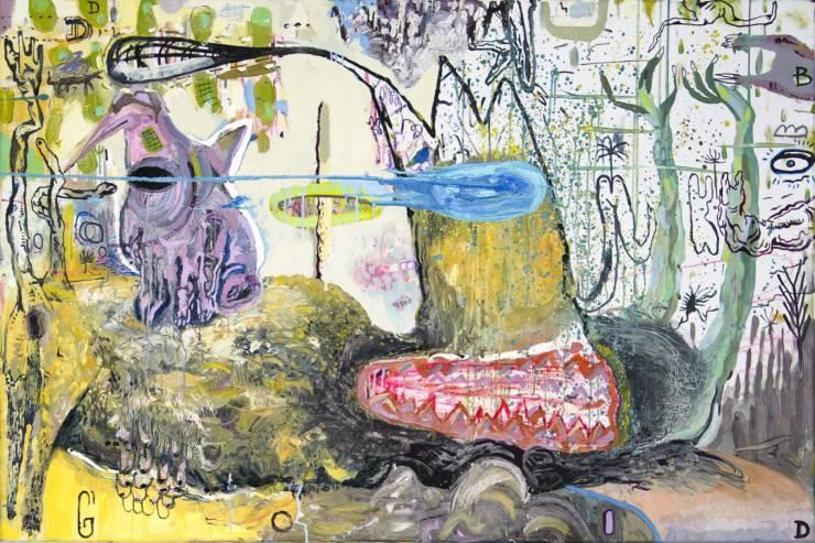 malerier, dyr, farverige, ekspressionistiske, børnevenlige, stemninger, kæledyr, sorte, lillae, hvide, gule, akryl,  bomuldslærred, tusch, olie, spraymaling, abstrakte-former, samtidskunst, dansk, dekorative, design, ekspressionisme, skov, interiør, bolig-indretning, moderne, moderne-kunst, naive, nordisk, skandinavisk, Køb original kunst og kunstplakater. Malerier, tegninger, limited edition kunsttryk & plakater af dygtige kunstnere.