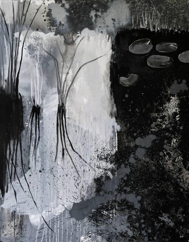 malerier, ekspressionistiske, figurative, landskab, monokrome, botanik, natur, havet, sorte, grå, hvide, hørlærred, olie, abstrakte-former, efterår, sort-hvide, samtidskunst, dansk, interiør, bolig-indretning, moderne, moderne-kunst, naturealistiske, vand, Køb original kunst og kunstplakater. Malerier, tegninger, limited edition kunsttryk & plakater af dygtige kunstnere.