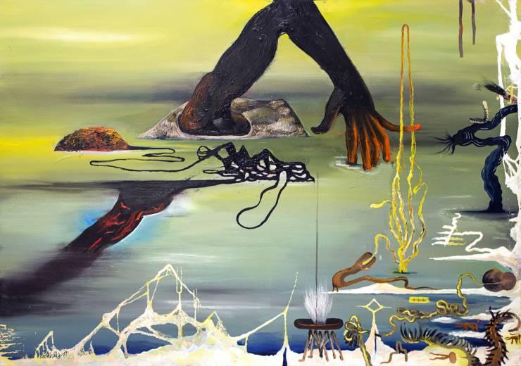 malerier, abstrakte, dyr, landskab, surrealistiske, dyreliv, kroppe, stemninger, natur, havet, vilde-dyr, sorte, grønne, røde, gule, olie, abstrakte-former, atmosfære, strand, samtidskunst, vandret, interiør, bolig-indretning, moderne, moderne-kunst, udendørs, sceneri, vand, Køb original kunst og kunstplakater. Malerier, tegninger, limited edition kunsttryk & plakater af dygtige kunstnere.