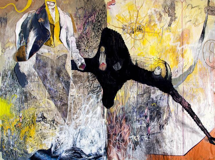 tegninger, malerier, ekspressionistiske, stemninger, bevægelse, sorte, brune, hvide, gule, artliner, papir, tusch, olie, smukke, beklædning, samtidskunst, dansk, dekorative, design, ekspressionisme, interiør, bolig-indretning, mandlig, moderne, moderne-kunst, nordisk, Køb original kunst og kunstplakater. Malerier, tegninger, limited edition kunsttryk & plakater af dygtige kunstnere.