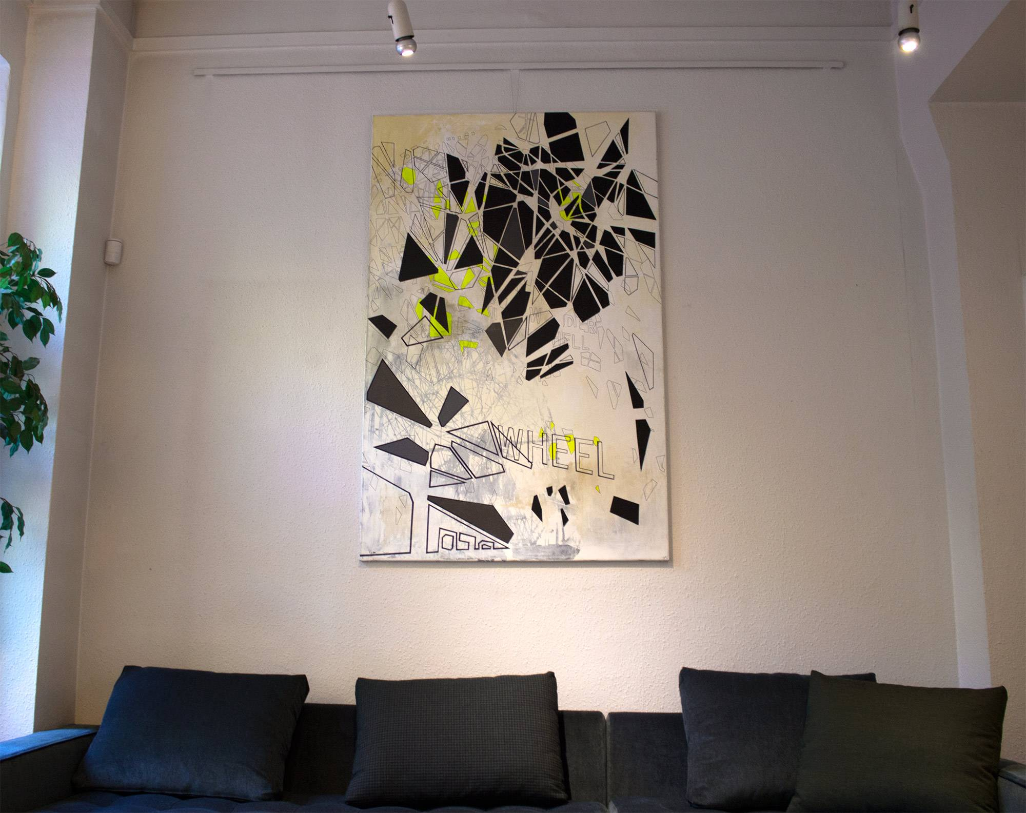 Art exhibitions in Copenhagen of paintings, drawings, art prints, limited edition art posters. Discover original works by Danish and international artists.