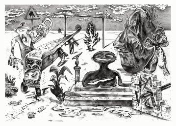 plakater-posters-kunsttryk, giclee-tryk, børnevenlige, figurative, grafiske, illustrative, landskab, monokrome, surrealistiske, dyreliv, kroppe, tegneserier, humor, natur, mennesker, vilde-dyr, sorte, hvide, blæk, sort-hvide, biler, dansk, dekorative, design, hunde, ansigter, interiør, bolig-indretning, moderne, moderne-kunst, nordisk, planter, plakater, tryk, skandinavisk, Køb original kunst og kunstplakater. Malerier, tegninger, limited edition kunsttryk & plakater af dygtige kunstnere.