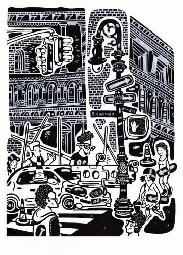 plakater, gicleé, børnevenlige, figurative, grafiske, illustrative, pop, arkitektur, hverdagsliv, humor, mønstre, mennesker, sorte, grå, hvide, blæk, papir, sjove, arkitektoniske, sort-hvide, københavn, dansk, dekorative, interiør, bolig-indretning, moderne, moderne-kunst, nordisk, pop-art, plakater, skandinavisk, street-art, Køb original kunst og kunstplakater. Malerier, tegninger, limited edition kunsttryk & plakater af dygtige kunstnere.