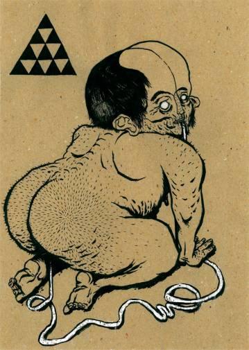 original illustration. udtryksfuldt moderne kunst. talentfulde kunstnere, online kunstgalleri