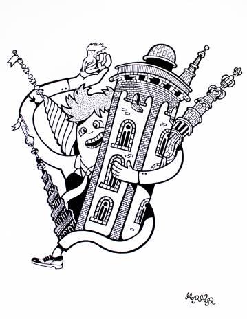 kunsttryk, børnevenlige, geometriske, illustrative, monokrome, pop, arkitektur, kroppe, humor, sorte, hvide, blæk, papir, sjove, sort-hvide, bygninger, samtidskunst, københavn, dansk, dekorative, design, interiør, bolig-indretning, mænd, moderne, moderne-kunst, nordisk, skandinavisk, Buy original high quality art. Paintings, drawings, limited edition prints & posters by talented artists.
