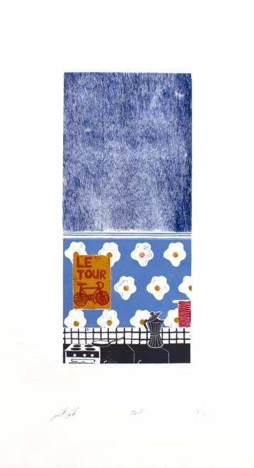 kunsttryk, linoleumstryk, æstetiske, figurative, grafiske, illustrative, arkitektur, hverdagsliv, mønstre, tekstiler, blå, orange, blæk, papir, abstrakte-former, arkitektoniske, samtidskunst, københavn, dansk, dekorative, design, interiør, bolig-indretning, moderne, moderne-kunst, nordisk, plakater, skandinavisk, Køb original kunst og kunstplakater. Malerier, tegninger, limited edition kunsttryk & plakater af dygtige kunstnere.