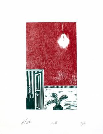 Limited kunst print af kunstner Laurits Gulloev for Beauton Art Gallery posters limited prints drawin art tegning plakat online