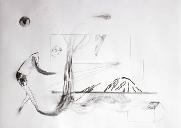 tegninger, æstetiske, figurative, landskab, portræt, arkitektur, kroppe, botanik, natur, sorte, grå, hvide, kul, akvarel, dekorative, huse, interiør, bolig-indretning, mænd, Køb original kunst og kunstplakater. Malerier, tegninger, limited edition kunsttryk & plakater af dygtige kunstnere.