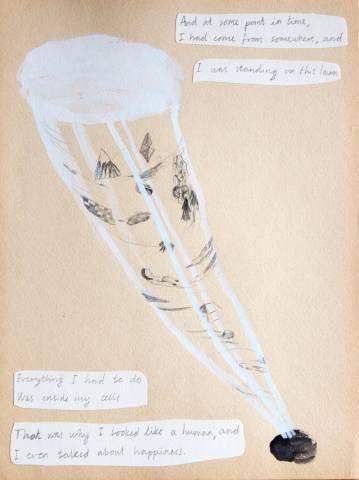 stærke og udtryksfulde kunst illustrationer og tegninger, dygtig dansk illustrator