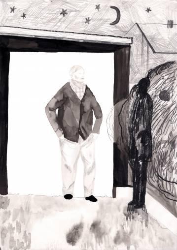 kunsttryk, gliceé, figurative, illustrative, landskab, monokrome, kroppe, mennesker, himmel, sorte, grå, hvide, blæk, papir, smukke, sort-hvide, bygninger, samtidskunst, københavn, dansk, dekorative, design, interiør, bolig-indretning, moderne, moderne-kunst, nordisk, plakater, tryk, skandinavisk, skitse, Køb original kunst og kunstplakater. Malerier, tegninger, limited edition kunsttryk & plakater af dygtige kunstnere.