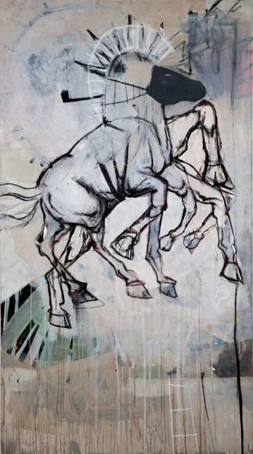hest heste maleri