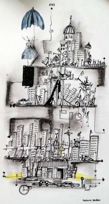 boligindretning indretning design kunst bolig talentfulde kunstnere