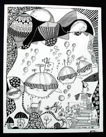 kvalitet tegninger illustrationer. bolig indretning. Udtryksfuldt moderne kunst. talentfulde kunstnere, online kunstgalleri.