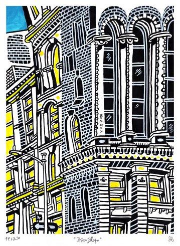 plakater-posters-kunsttryk, giclee-tryk, børnevenlige, figurative, grafiske, illustrative, arkitektur, tegneserier, stemninger, himmel, sorte, blå, grå, hvide, gule, blæk, papir, arkitektoniske, smukke, bygninger, byer, samtidskunst, københavn, dansk, dekorative, design, interiør, bolig-indretning, moderne, nordisk, plakater, tryk, skandinavisk, street-art, gader, Køb original kunst og kunstplakater. Malerier, tegninger, limited edition kunsttryk & plakater af dygtige kunstnere.