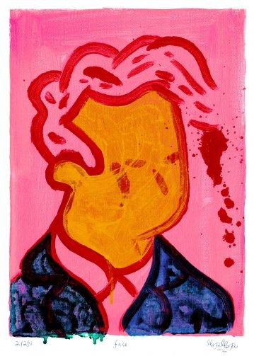 plakater-posters-kunsttryk, giclee-tryk, farverige, figurative, grafiske, illustrative, kroppe, tegneserier, mennesker, blå, pink, røde, hvide, papir, sjove, dansk, dekorative, design, ansigter, interiør, bolig-indretning, moderne, moderne-kunst, nordisk, plakater, tryk, skandinavisk, Køb original kunst og kunstplakater. Malerier, tegninger, limited edition kunsttryk & plakater af dygtige kunstnere.