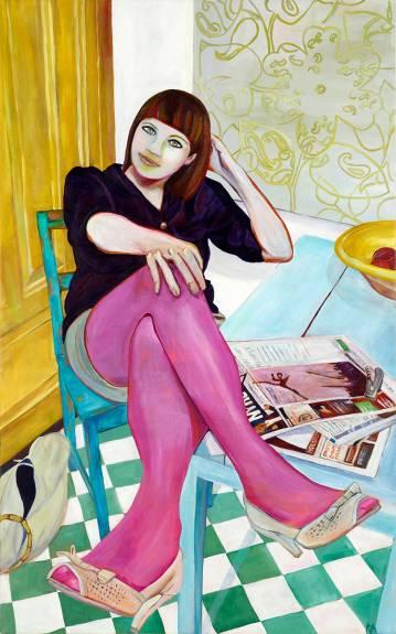 malerier-paintings-farverige-pop-art-kunst-galleri-rikke-line-andreasen