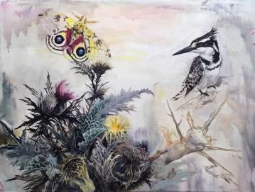 malerier, æstetiske, dyr, farverige, landskab, dyreliv, botanik, insekter, bevægelse, vilde-dyr, grønne, grå, gule, akryl, hørlærred, abstrakte-former, atmosfære, smukke, samtidskunst, københavn, dansk, dekorative, design, interiør, bolig-indretning, moderne, moderne-kunst, nordisk, skandinavisk, træer, Køb original kunst og kunstplakater. Malerier, tegninger, limited edition kunsttryk & plakater af dygtige kunstnere.